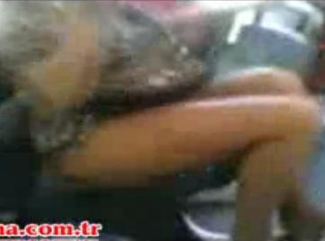 Otobüste Tecavüz Videosu