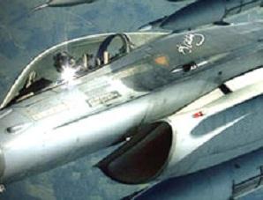 Türk jetlerinden suriye savaş uçağına operasyon