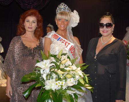 Best model rusya güzellik yarışması antalya da yapıldı