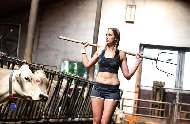 Секс на ферме картинки вас