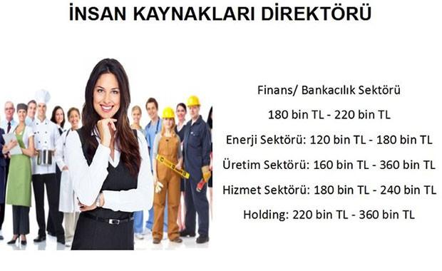 Türkiye de hangi meslek sahibi ne kadar maaş alıyor? - MedyaFaresi.com