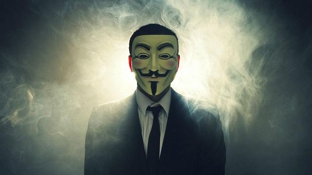 Twitter Anonymous'un hesabını askıya aldı