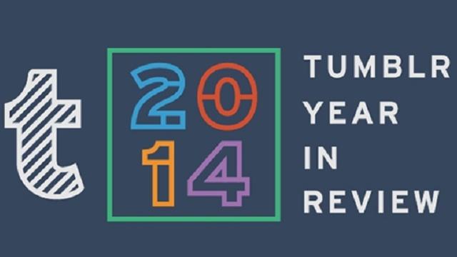 Tumblr 2014'ün en iyi 19 gifini seçti