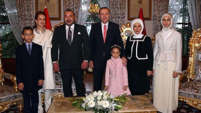 Fas Kralı'nın Türkiye ziyaretinin sırrı çözüldü