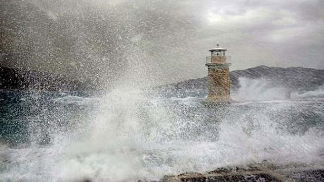Meteorolojiden tam fırtına uyarısı