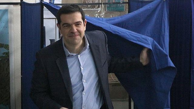 Yunanistan'da Syriza'dan büyük zafer
