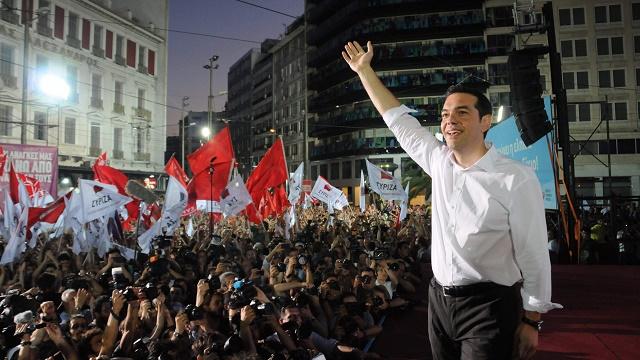 FT: Syriza'nın başarısı diğer ülkelere sıçrayabilir