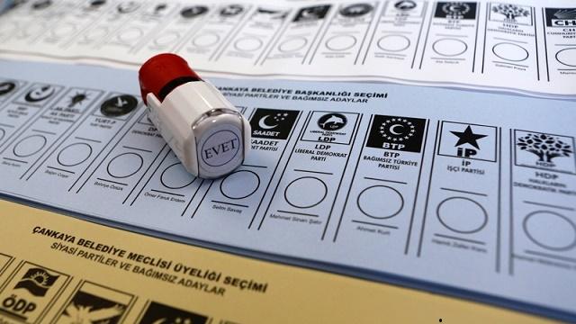 7 Haziran seçimlerine hangi partiler katılıyor?