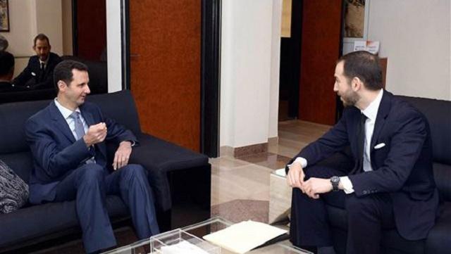 Esad'dan Erdoğan'a ağır sözler