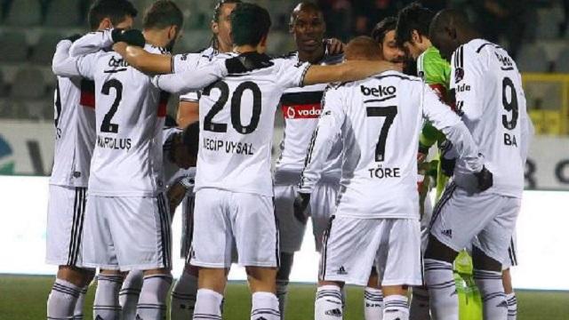 Gençlerbirliği 0-2 Beşiktaş Kartal Ankara'da coştu