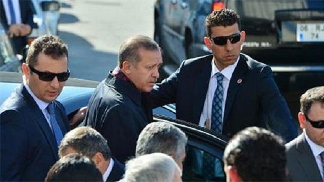 Erdoğan'a suikast davası: Tetiğe basılmış