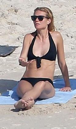 Özel diyet Gwyneth Paltrow'a yaradı