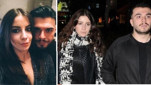 Ali Biçim'den Şirin Ediger'le aşk iddialarını yalanlayan poz