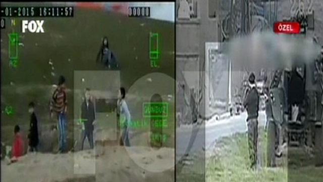 İşte 12 yaşındaki Nihat'ın vurulma anı.. FOX Haber yayınladı