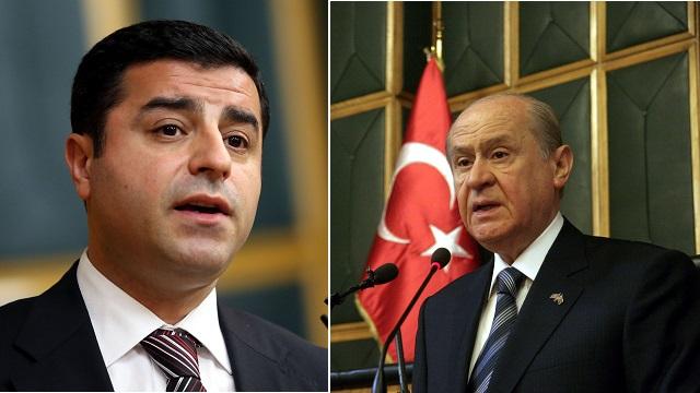 İstanbul'da HDP oyları MHP'yi geçti..