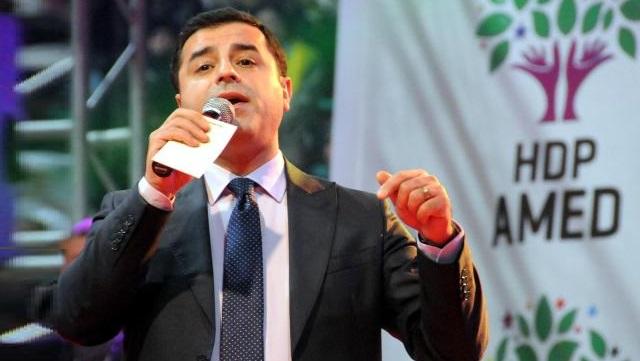 HDP'ye barajı geçmek için 600 Bin oy lazım