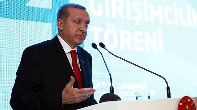 Erdoğan: İnsanı böyle adeta çıldırtacaklar..