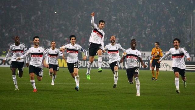Beşiktaş 6 - 5 Liverpool Kartal destan yazdı
