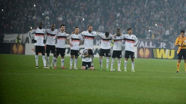 İngiliz kanalı: Beşiktaş Liverpool'u makavt etti