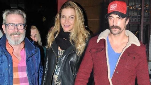 Ivana'nın yeni aşkı İbrahim Çelikkol mu?