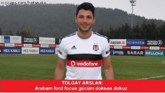 Beşiktaş Liverpool'u eledi capsler coştu