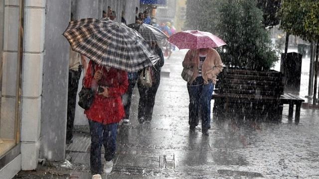 Meteorolojiden çok kuvvetli yağış uyarısı