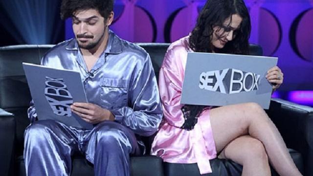 Seks kutusu yarışması başlamadan olay oldu