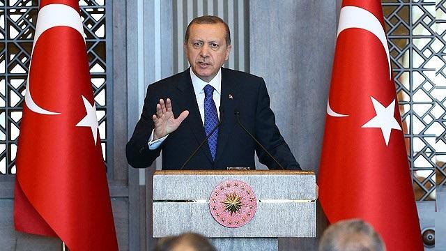 Erdoğan bombaladı! Vatanı satmak, yüksek faizle olur..