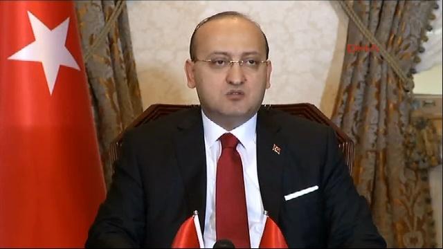 Akdoğan: Süreç akşamdan sabaha bitmeyecek