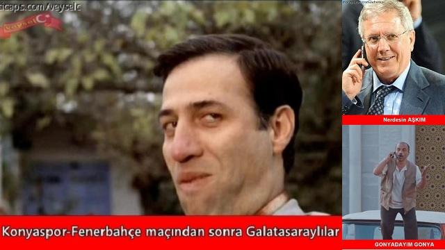 Fenerbahçe puan kaybetti capsler coştu