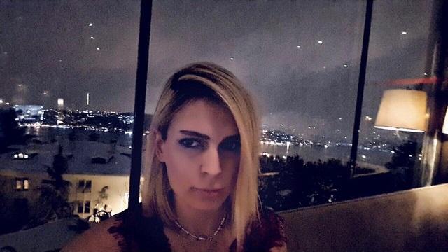 Yelda Kahvecioğlu'nun son görüntüleri