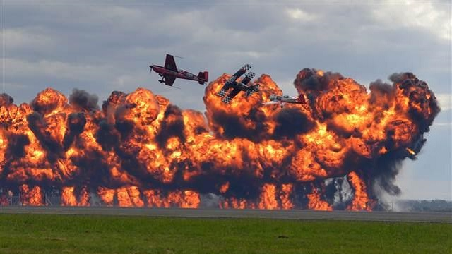 Avustralya'da Çanakkale Savaşı böyle canlandırıldı