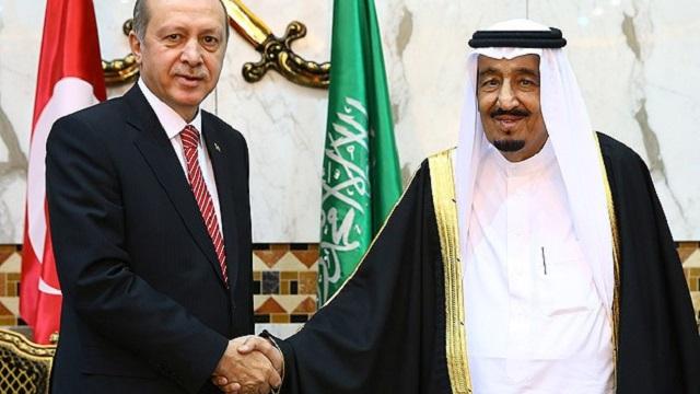 Erdoğan, Kral Selman ile Suriye için anlaştı