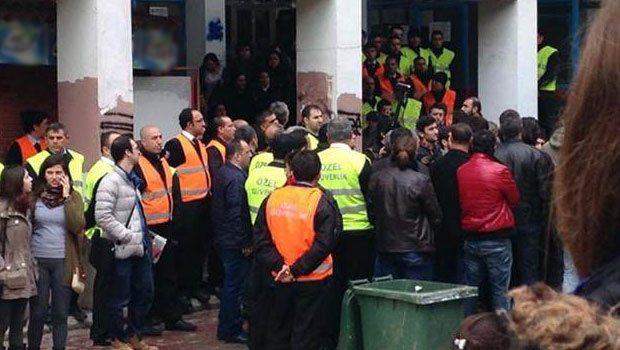 Ege Üniversitesinde basın açıklamaları yasaklandı
