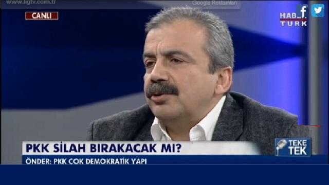 Sırrı Süreyya Önder: PKK çok demokratik bir yapı..