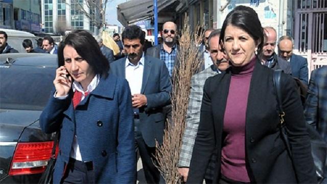 Pervin Buldan: İç Güvenlik Paketi yeniden ele alınacak