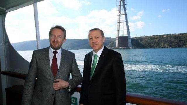 Erdoğan'dan Savarona ile boğaz turu