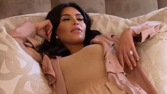 Kardashian: Günde 500 kez seks yapıyoruz