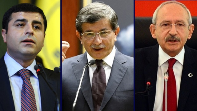 Son ankette CHP ve HDP'ye büyük şok