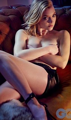 Natalie Dormer: Gördüğüm en iyi vücutlar...
