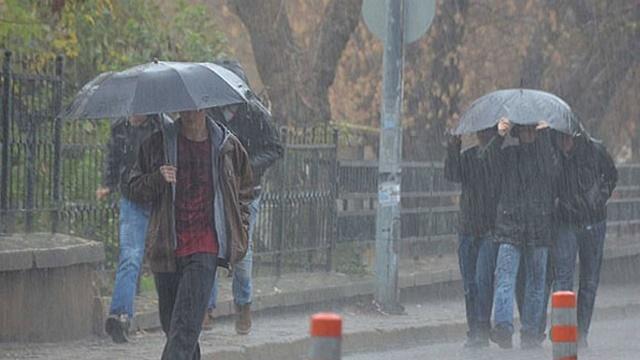 Meteoroloji uyardı: Bu gece çamur yağacak!