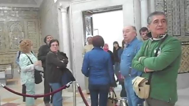 Tunus'taki müze saldırısı görüntüleri ortaya çıktı