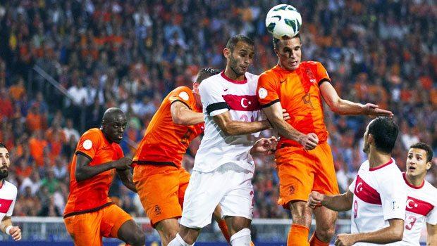Türkiye Hollanda milli maç yayınında yeni kriz