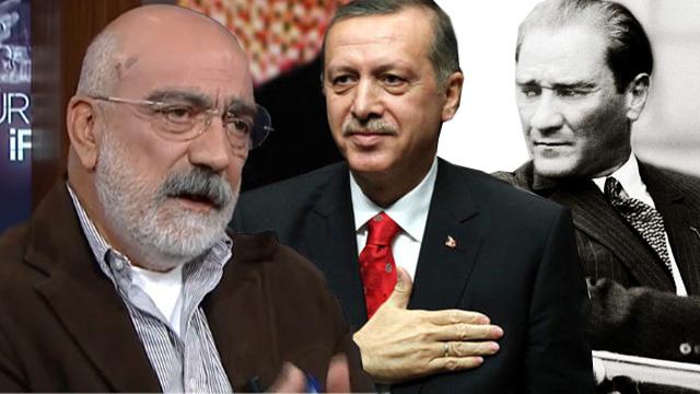 Erdoğan, tek adamlıkta Atatürk'ün rotasını takip ediyor!