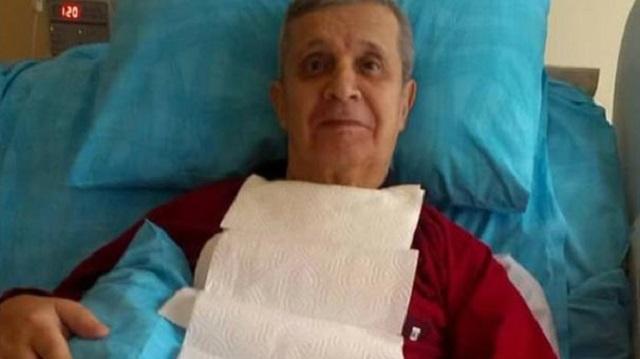 Usta oyuncu Halit Akçatepe felç kaldı