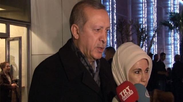 Erdoğan: Gerçekten gözlerim yaşardı