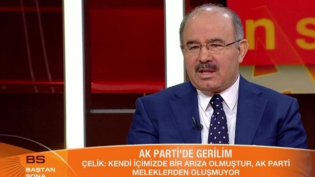 Çelik'ten Erdoğan'a: İtfaiyeci yangın çıkarmaz