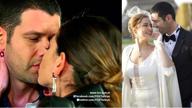 Keremcem'in öpüşme sahnelerine karısı ne diyor?