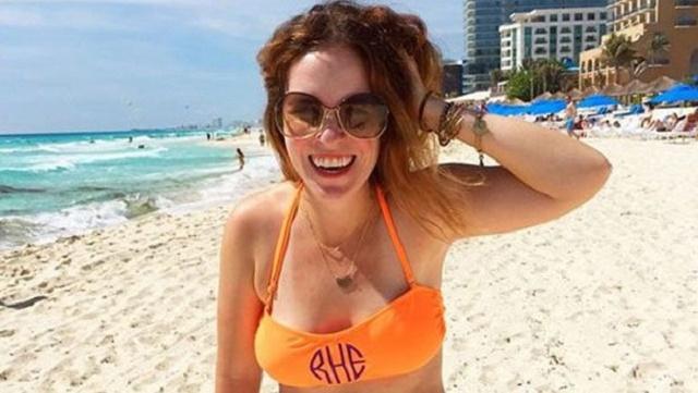 Bikinili kadının özgüveni milyonlarca beğeni aldı