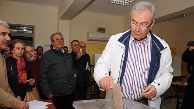 Ön seçimde Baykal'ın oyu geçersiz sayıldı